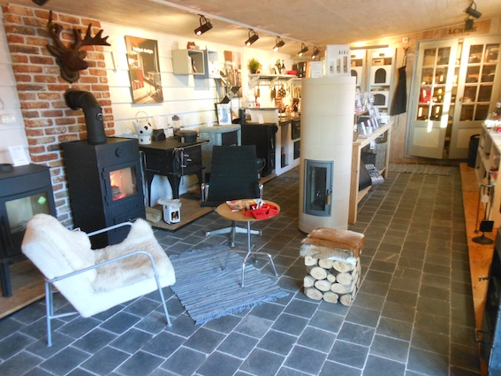 Butik Nord showroom